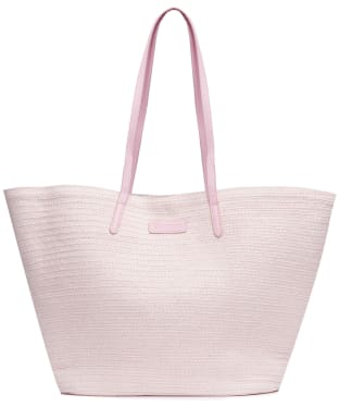 Women's Barbour Cooper Tote Bag - Blossom Pink