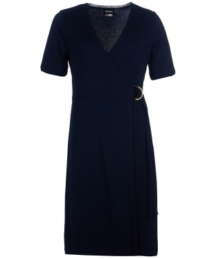 Women's Barbour Freya Dress - Navy