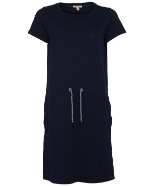Women's Barbour Baymouth Dress - Navy