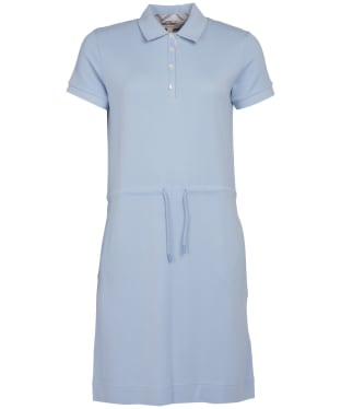 Women's Barbour Portsdown Dress - Pale Blue