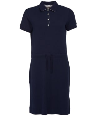 Women's Barbour Portsdown Dress - Navy