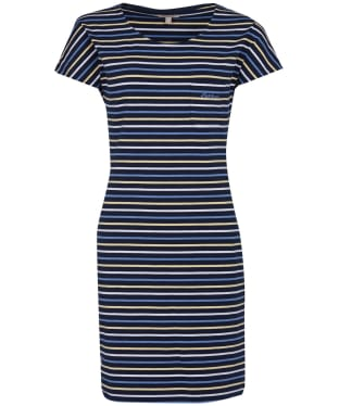 Women's Barbour Harewood Dress - Navy