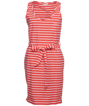 Women's Barbour Patterson Dress - Coral