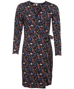 Women's Barbour Haley Dress - Navy