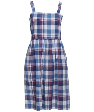 Women's Barbour Robyn Dress - Lilac Check