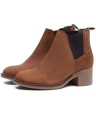 Women's Barbour Keren Chelsea Boot - Tan Leather