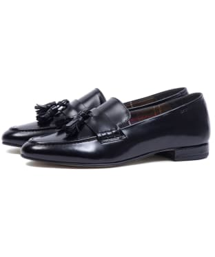 Women's Barbour Evelyn Loafers - Black