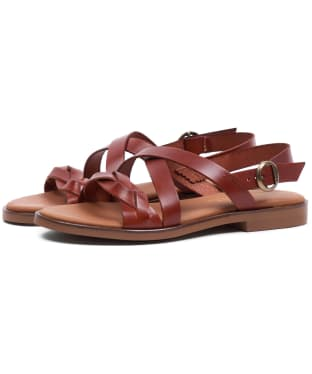 Women's Barbour Freya Sandals - Tan