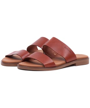 Women's Barbour Daisy Sandals - Tan