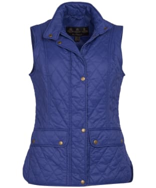 Women's Barbour Otterburn Gilet - Lupin