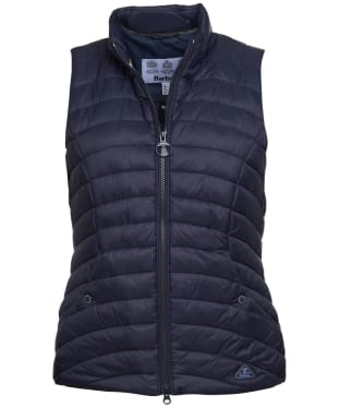 Women's Barbour Shorewood Gilet - Navy