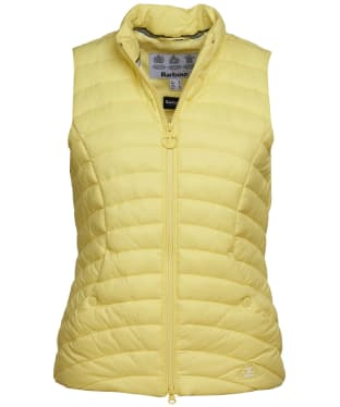 Women's Barbour Shorewood Gilet - Sunshine