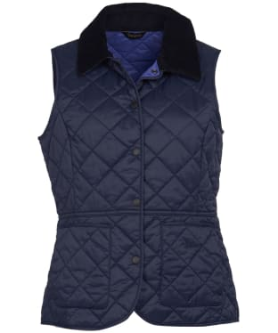 Women's Barbour Deveron Gilet - Navy