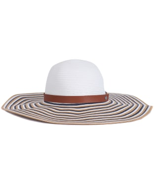 Women's Barbour Seaboard Sun Hat - Navy