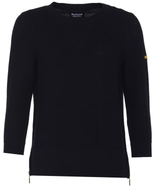 Women's Barbour International Apex Knit - Black