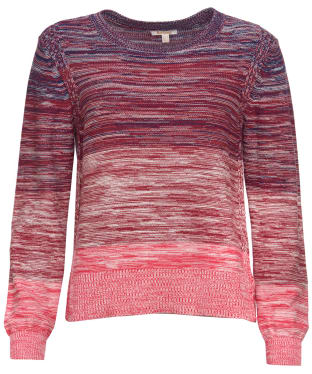 Women's Barbour Blakewood Knit - Tayberry / Lupin