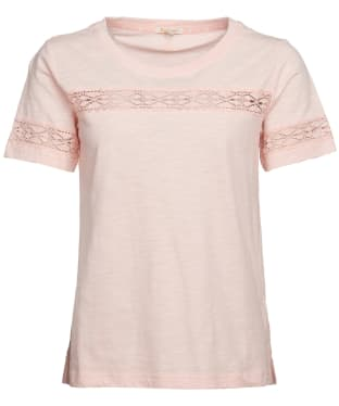 Women's Barbour Pier Top - Pale Coral