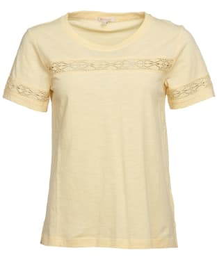 Women's Barbour Pier Top - Primrose Yellow