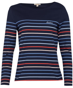 Women's Barbour Hawkins Stripe Top