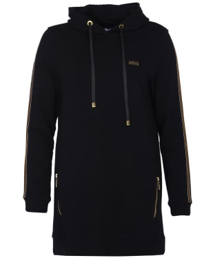 Women's Barbour International Homestretch Overlayer - Black