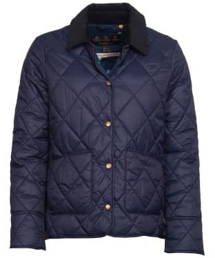 Women's Barbour x Emma Bridgewater Coldstream Quilted Jacket