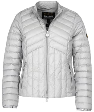 Women's Barbour International Keeper Quilted Jacket