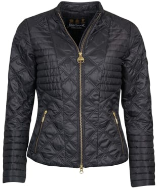 Women's Barbour International Freethrow Quilted Jacket