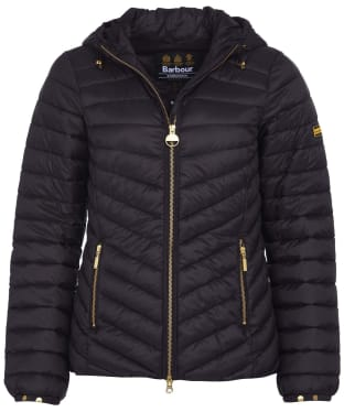Women's Barbour International Ringside Quilted Jacket