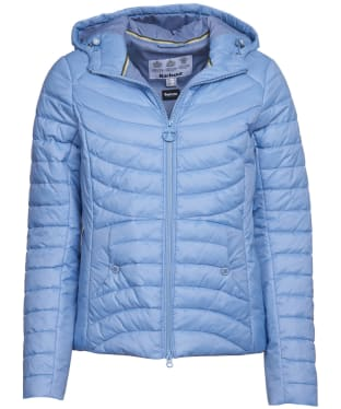 Women's Barbour Ashore Quilted Jacket - Skyline