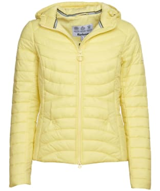 Women's Barbour Ashore Quilted Jacket - Sunshine