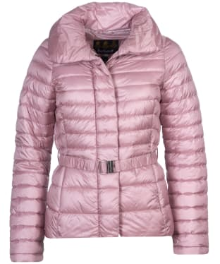 Women's Barbour Borthwick Quilted Jacket - Blossom