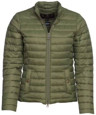Women's Barbour Layla Packable Quilted Jacket - Laurel