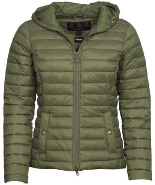 Women's Barbour Orla Packable Quilted Jacket - Laurel