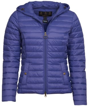Women's Barbour Orla Packable Quilted Jacket - Lupin