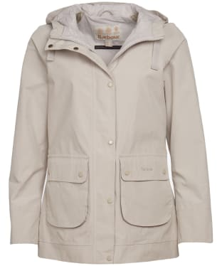 Women's Barbour Thornfield Waterproof Jacket - Mist
