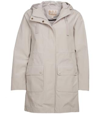 Women's Barbour Ava Waterproof Jacket - Mist