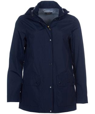 Women's Barbour Fourwinds Waterproof Jacket - Navy