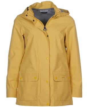 Women's Barbour Fourwinds Waterproof Jacket - Dandelion Yellow
