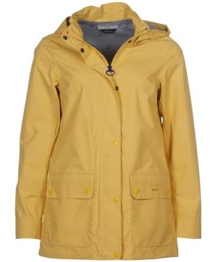 Women's Barbour Fourwinds Waterproof Jacket - Dandelion Yellow