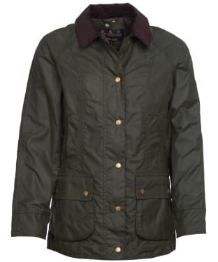 Women's Barbour x Emma Bridgewater Eleanor Waxed Jacket