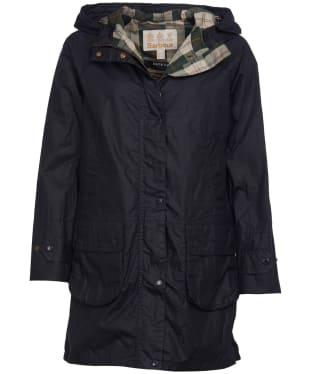 Women's Barbour Maddison Waxed Jacket