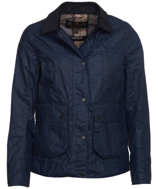 Women's Barbour Lightweight Langley Waxed Jacket