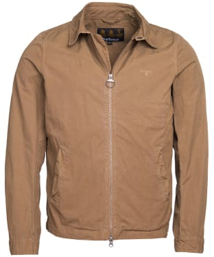 Men's Barbour Essential Casual Jacket - Sandstone