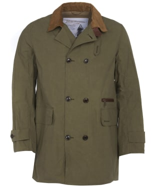 Men's Barbour Icons Haydon Casual Jacket - Olive