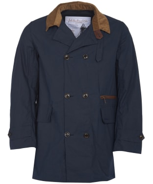 Men's Barbour Icons Haydon Casual Jacket - Navy