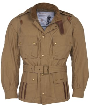 Men's Barbour Icons Ursula Casual Jacket - Sand
