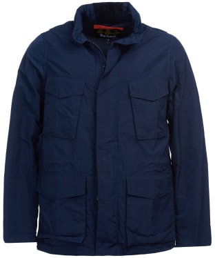 Men's Barbour Gelb Casual Jacket - Navy