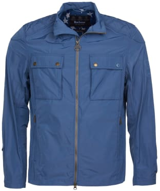 Men's Barbour International Steve McQueen Ashbury Casual Jacket