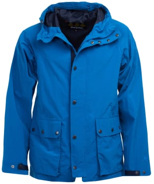 Men's Barbour Renlow Casual Jacket - Aqua