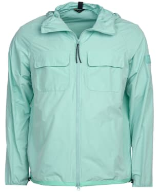 Men's Barbour International Boldon Hooded Casual Jacket - Peppermint